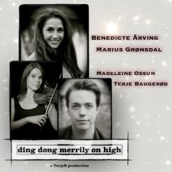 Cover image for Ding Dong Merrily on High