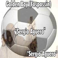 Cover image for Sergio Aguero
