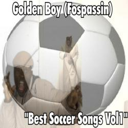 Cover image for Best Soccer Songs Vol1