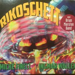 Cover image for Rikoschett (Ju äldre man blir)