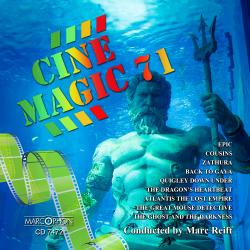 Cover image for Cinemagic 71