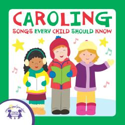 Cover image for Twin Sisters: Caroling Songs Every Child Should Know