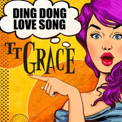 Cover image for Ding Dong Love Song