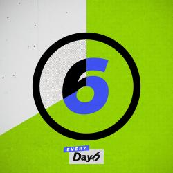 Cover image for Every DAY6 August