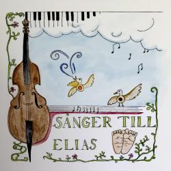 Cover image for Sånger Till Elias