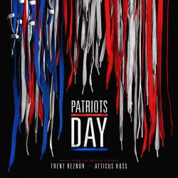 Cover image for Patriots Day (Original Motion Picture Soundtrack)