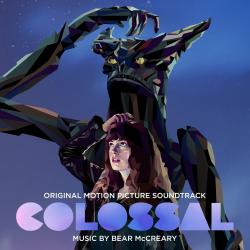 Cover image for Colossal (Original Motion Picture Soundtrack)