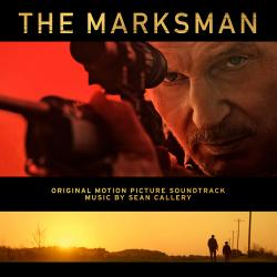 Cover image for The Marksman (Original Motion Picture Soundtrack)