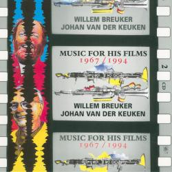 Cover image for Music for His Films - 1967/1994