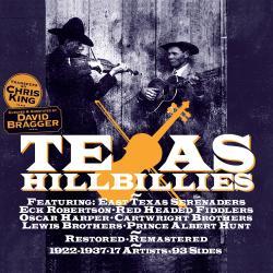 Cover image for Texas Hillbillies