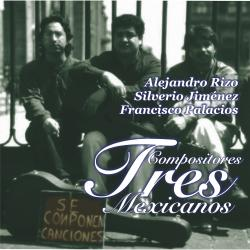 Cover image for Tres Compositores Mexicanos