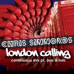 Cover image for Chris Simmonds London Calling