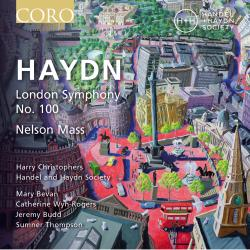 Cover image for Haydn: Symphony No. 100 & Nelson Mass