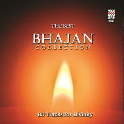 Cover image for The Best Bhajan Collection: 83 Tracks For Divinity