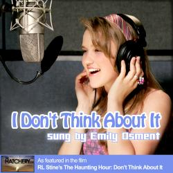 Cover image for I Don't Think About It