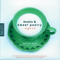 Cover image for Music & Sweet Poetry Agree