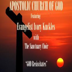 Cover image for God Resuscitates (Live)
