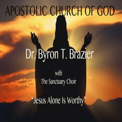 Cover image for Christ Alone is Worthy
