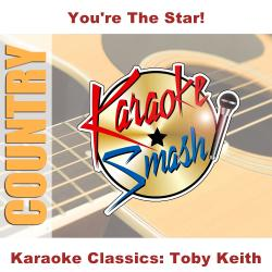 Cover image for Karaoke Classics: Toby Keith