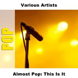 Cover image for Almost Pop: This Is It