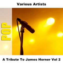 Cover image for A Tribute To James Horner Vol 2