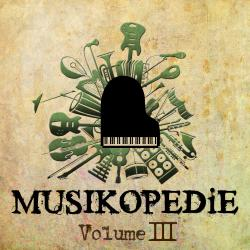 Cover image for Musikopedie, Vol. III