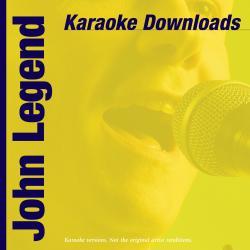 Cover image for Karaoke Downloads – John Legend