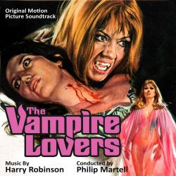 Cover image for The Vampire Lovers - Original Soundtrack Recording