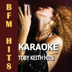 Cover image for Karaoke Toby Keith Hits