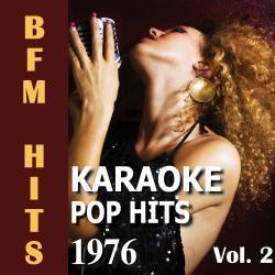 Cover image for Karaoke: Pop Hits 1976, Vol. 2
