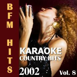 Cover image for Karaoke: Country Hits 2002, Vol. 8