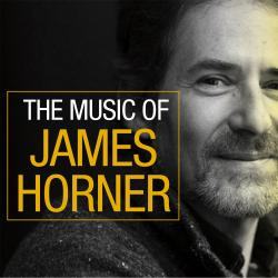 Cover image for The Music of James Horner