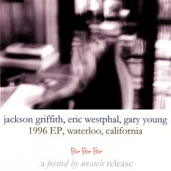 Cover image for 1996 EP, Waterloo, California