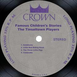 Cover image for Famous Children's Stories