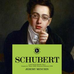 Cover image for Schubert: Late Piano Music Vol. 1