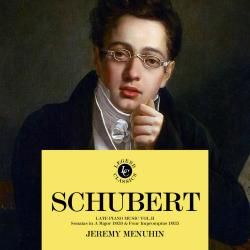 Cover image for Schubert: Late Piano Music Vol. 2