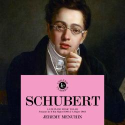 Cover image for Schubert: Late Piano Music Vol. 3