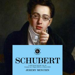 Cover image for Schubert: Late Piano Music Vol. 4