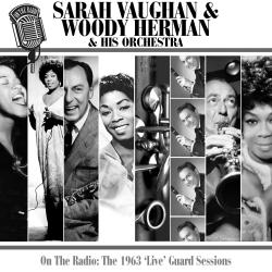 Cover image for On The Radio: The 1963 'Live' Guard Sessions