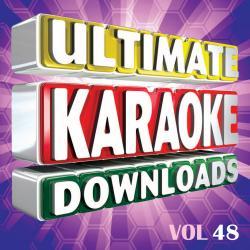 Cover image for Ultimate Karaoke Downloads Vol.48