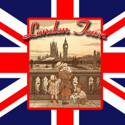 Cover image for London Town