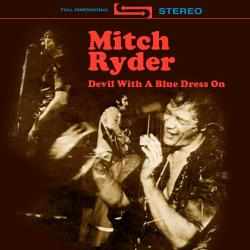 Cover image for Devil With A Blue Dress On (Rare Version, Re-Recorded / Remastered)