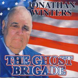 Cover image for The Ghost Brigade