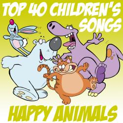Cover image for Top 40 kid's Songs