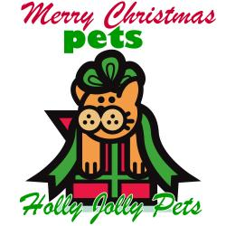 Cover image for Merry Christmas Pets