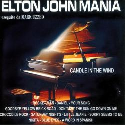 Cover image for Elton John Mania