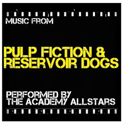 Cover image for Pulp Fiction Vs Reservoir Dogs