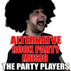 Cover image for Alternative Rock Party Music