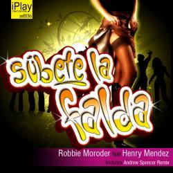 Cover image for Subete La Falda