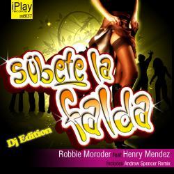 Cover image for Subete La Falda (Dj Edition)